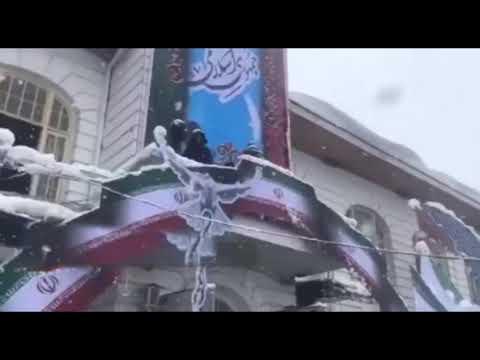 برف و بهمن در استان گیلان ۷کشته و ۷۸مصدوم بر جای گذاشت