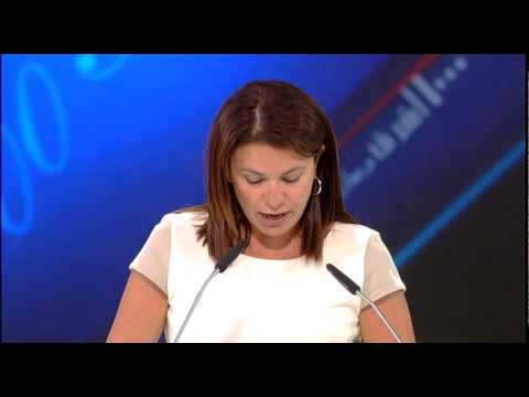 Speech by Patricia Solis Doyle at Paris Iranian gathering for democratic change 2014