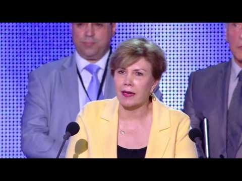 Grand Gathering of Iranians for #FreeIran 1st July 2017/-/Linda Chavez