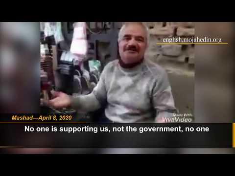 The regime incompetence exposes people to coronavirus threat
