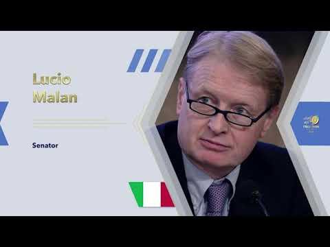 Italian Senator Lucio Malan's remarks on Day 2 of the Free Iran Global Summit – July 19, 2020
