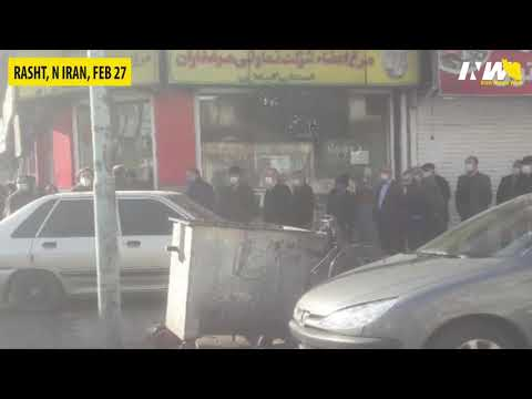 Video report on poultry scarcity in Iran