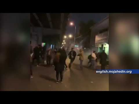 Shocking: Iranian security forces open fire on protesters at Amir Kabir University