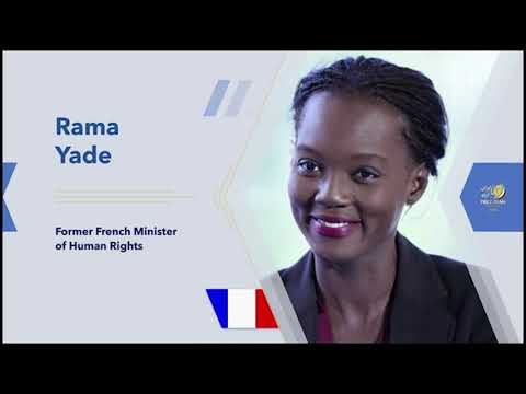 Remarks by Rama Yade,former French Minister of Human Rights,to the Free Iran Global Summit–July 2020