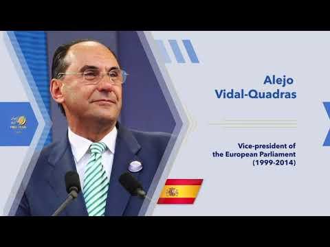 Alejo Vidal-Quadras's remarks on Day 2 of the Free Iran Global Summit – July 19, 2020