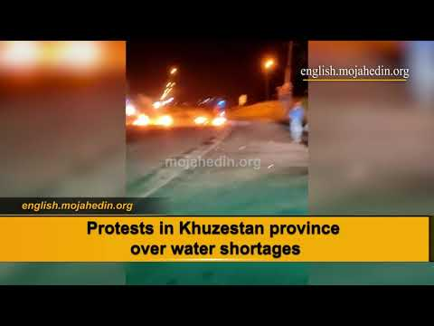 Iran: Anti-regime demonstrations continue in Khuzestan as other provinces join protests