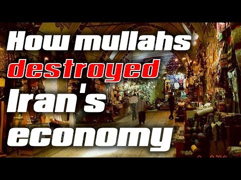 How the mullahs destroyed Iran's economy