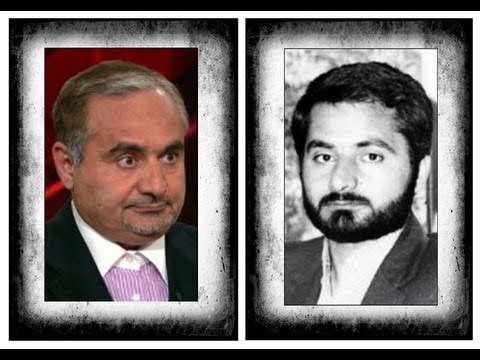 Mousavian, an Iranian terrorist turned Princeton scholar