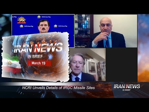 Iran news in brief, March 19, 2021