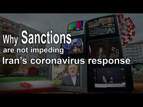 U.S. sanctions are not impeding Iran's coronavirus response