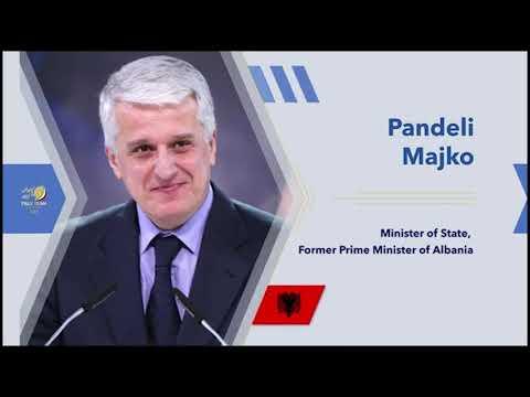 Pandeli Majko's remarks to the Free Iran Global Summit – July 17, 2020