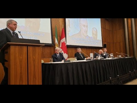 Canadian Lawmakers Show Solidarity With the Iranian Resistance