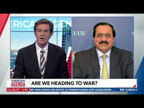 Alireza Jafarzadeh Interview on NewsMax 20 Nov 2020