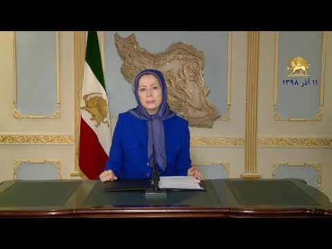 Maryam Rajavi - Iran uprising- Women are the force for change