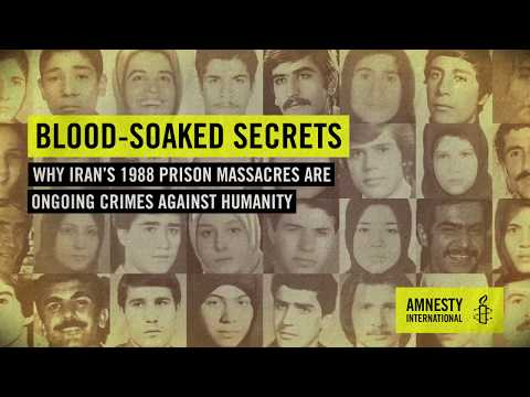 Blood-Soaked Secrets: Why Iran's 1988 prison massacres are ongoing crimes against humanity