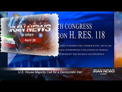 Iran news in brief, April 28, 2021