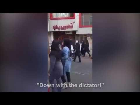 Iran: protesters in Karaj join demonstrations in Khuzestan, 12-day protests demand regime change