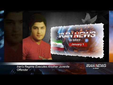 Iran news in brief, January 1, 2021