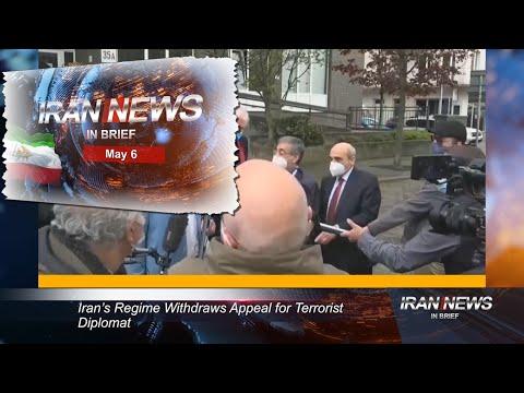 Iran news in brief, May 6, 2021