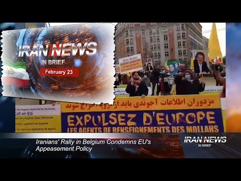Iran news in brief, February 23, 2021