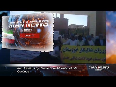 Iran news in brief, June 11, 2021