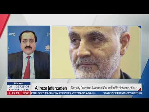 Alireza Jafarzadeh NewsMax 16 July 2020