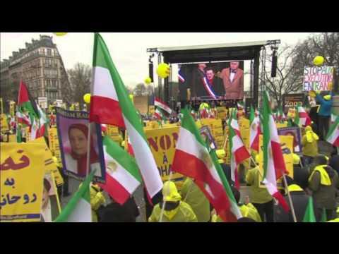 Jean-François Legaret : Rohani est responsable de violations des droits de l'Homme en Iran