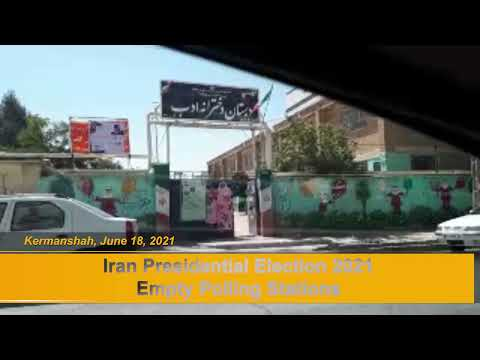 Iran election: Many polling stations in Kermanshah are empty