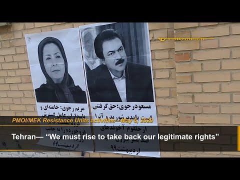 """Ali Khamenei wants to use the coronavirus as a tool to save its regime,"": MEK Resistance Units"