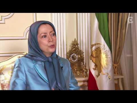 Maryam Rajavi-MEK Interview
