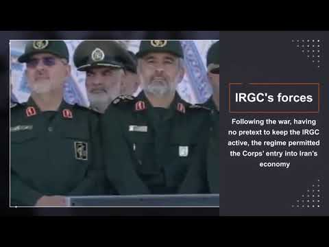 How the Islamic Revolutionary Guards Corps IRGC plunders Iran's economy