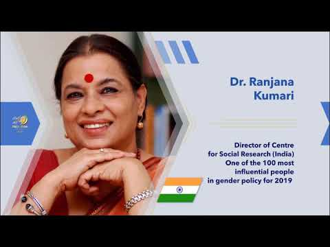 Dr. Ranjana Kumari, Speech to the #FreeIran2020 Global Summit, July 17