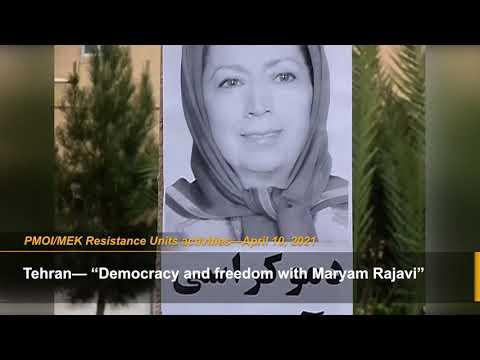 Iranian people plan to boycott the regime's sham presidential election