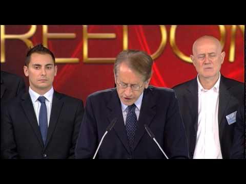 Speech by Giulio Terzi at Paris gathering for democratic change in Iran - June 2014