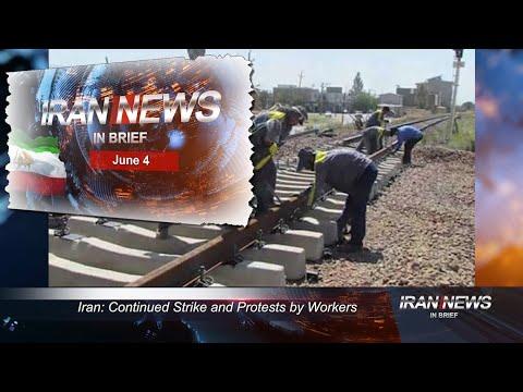 Iran news in brief, June 4, 2021