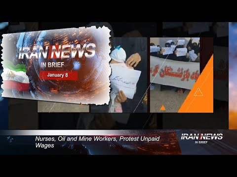 Iran news in brief, January 8, 2021