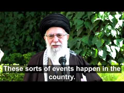 Khamenei dismisses Coronavirus as not that big a deal, even calls it a blessing!