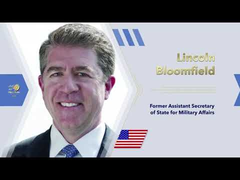 Lincoln Bloomfield's remarks on Day 2 of the Free Iran Global Summit – July 19, 2020