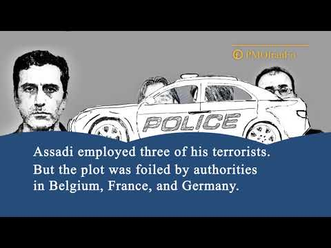 What you should know about Iran's network of terrorists and spies in EU
