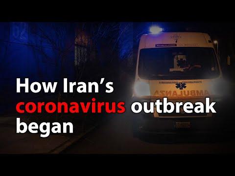 How Iran's coronavirus outbreak began
