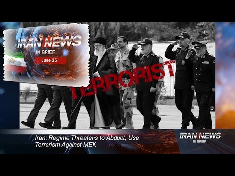 Iran news in brief, June 25, 2021