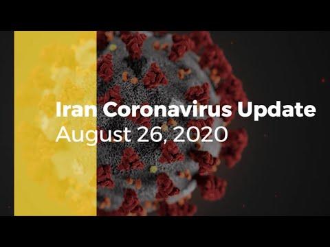Iran News on Coronavirus–August 26, 2020