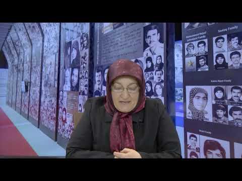 The 1988 Massacre of Political Prisoners in Iran: Eyewitness Accounts, Khadijeh Borhani
