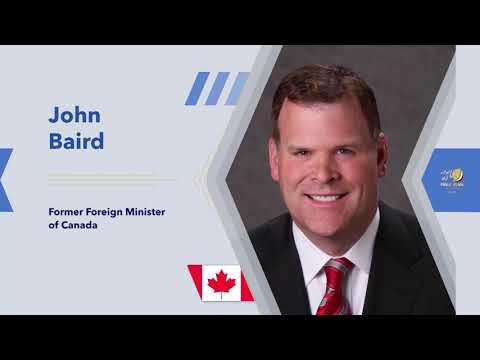 Former Foreign Minister of Canada John Baird's remarks to the Free Iran Global Summit– July 17, 2020