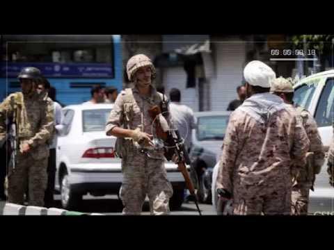 IRGC Quds force, Iran regime clandestine military empire