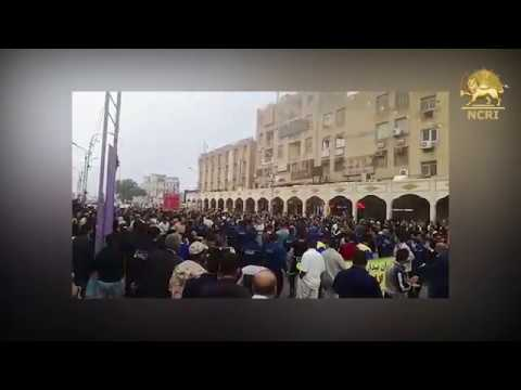 Iran: Steel workers continuing their strike & protests for 18th consecutive day