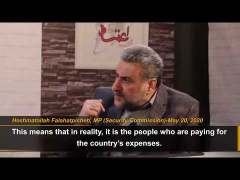 Iran spent $30 billion in Syria: Regime's MP Heshmatollah Falahatpisheh told Etemad Online