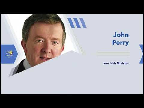 Remarks by John Perry, former Irish Minister, to the Free Iran Global Summit – July 17, 2020