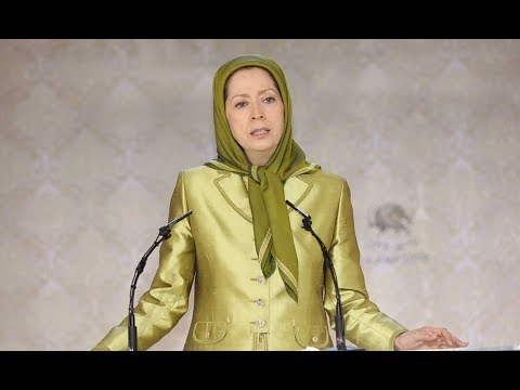 Speech to the international conference at Ashraf 3 on women's leadership in the Iranian Resistance