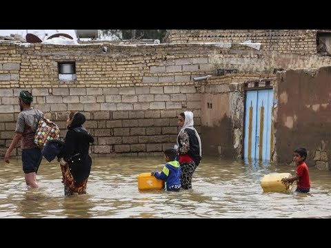 Flood Crisis in Iran: People Protest Regime's Inaction as More Provinces Damaged - December 2020